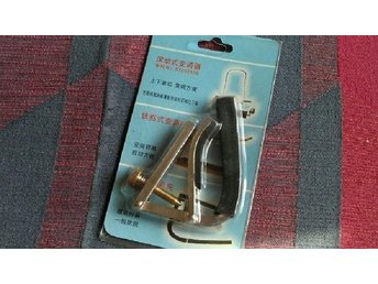 Guitar Capo Shubb-Style Vintage Fender Radius 7.25 Retro Rock Blues Folk Punk