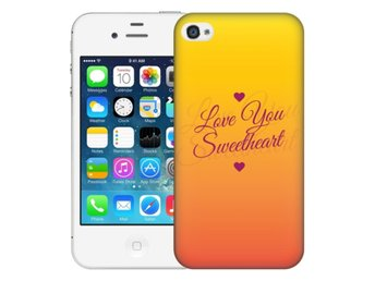 iPhone 4/4s Skal Love You