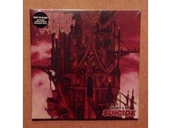 Cannibal Corpse - Gallery of suicide LP