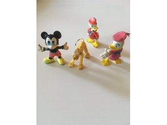 Disney figurer äldre