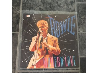 "DAVID BOWIE - MODERN LOVE.  (12"")"