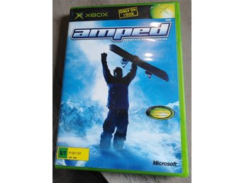 AMPED Freestyle snowboarding till XBOX