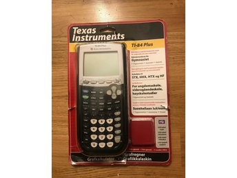 Kalkylator Texas TI-84 Plus