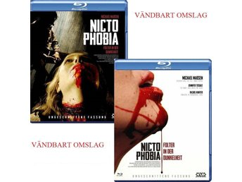 The Brazen Bull (Nictophobia) (2010) Michael Madsen, Rachel Hunter - BLU-RAY