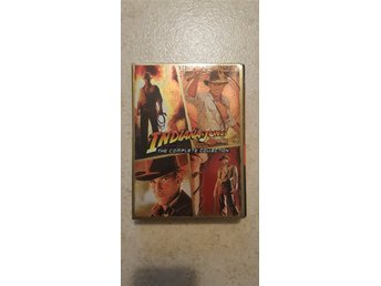 Indiana Jones Collection (alla 4 filmerna)