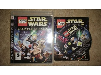 PlayStation 3/PS3: LEGO Star Wars Complete Saga