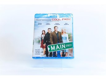 Main Street - BluRay - Ny! - Fri Frakt