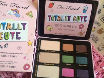 Too Faced Totally Cute Eye Shadow Palette with stickers - Florida,usa - Too Faced Totally Cute Eye Shadow Palette with stickers - Florida,usa