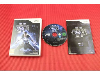 STAR WARS THE FORCE UNLEASHED 2 till Nintendo Wii