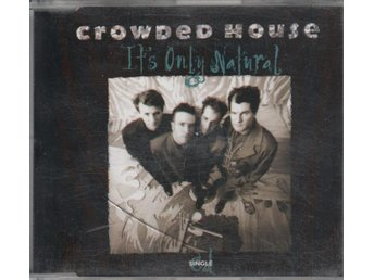 Crowded House - It's Only Natural - 1991 - CD Maxi