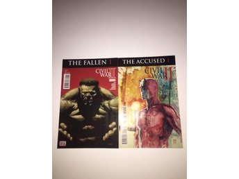 Civil War II Accused 1 and Fallen 1 (2016) 49sek!!!