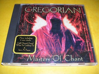 GREGORIAN - masters of chant-  (cd)