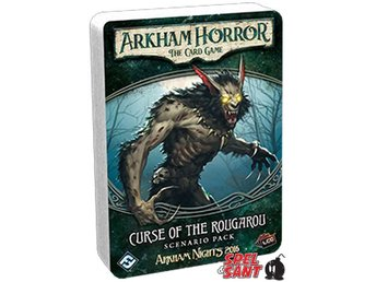 Arkham Horror the Card Game Curse of the Rougarou Scenario Pack
