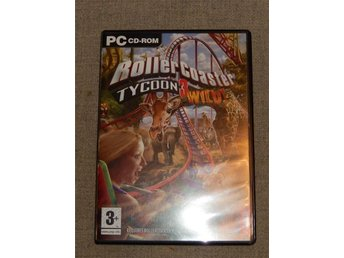 PC, RollerCoaster Tycoon 3 Wild, Roller coaster