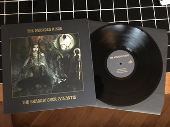 "The Wounded Kings ""The Shadow over Atlantis"" LP original"