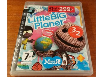 Little Big Planet - Komplett - PS3 / Playstation 3