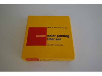KODAK Color Printing Filter Set