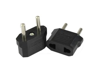 Rese adapter US till EU adapter