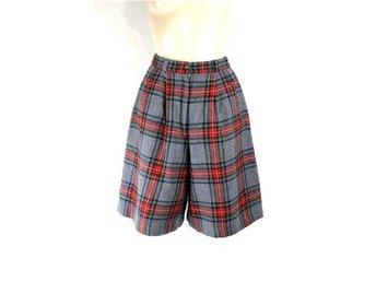 5cc8c2a4b6ab Vintage culottes / korta byxor, rutiga, .. (321091836) ᐈ RA-rely på ...