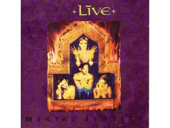 Live-Mental jewelry / CD