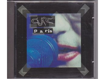 THE CURE: Paris - Recorded Live at Le Zenith, France 1992 CD