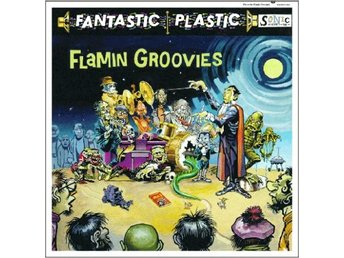 Flamin' Groovies: Fantastic plastic 2017 (Digi) (CD)