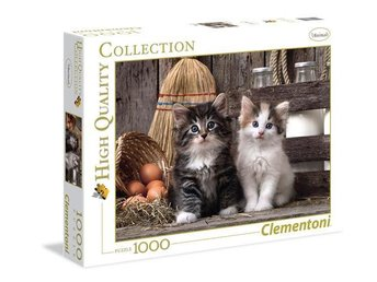 1000 pcs. High Color Collection LOVELY KITTENS
