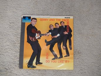Gerry and The Pacemakers - How Do You Like It?