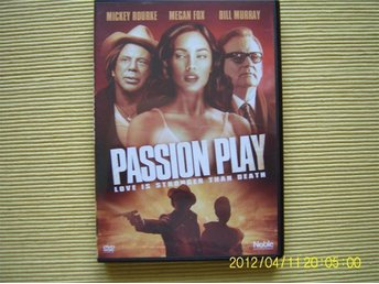 DVD - Passion play