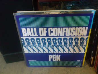 PBK - Ball Of Confusion (MAXISINGEL)