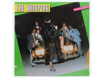 The Whispers - Headlights BXL1-2774 LP 1978