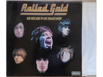 The Rolling Stones titel* Rolled Gold ,The Very Best Of The Rolling Stones - Hägersten - The Rolling Stones titel* Rolled Gold ,The Very Best Of The Rolling Stones - Hägersten