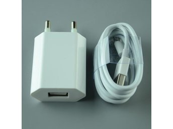 iPhone 5 & 6 Charger Laddare With Charging Cable ( New & Sealed )