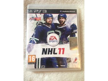 NHL 11. Play Station network. PS3.