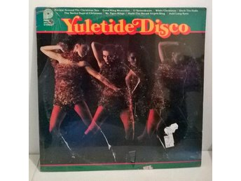Mirror Image - Yuletide Disco, Vinyl LP - Kungshamn - Mirror Image - Yuletide Disco, Vinyl LP - Kungshamn