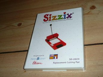 Sissix replacement Cutting pad