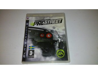 - Need for Speed Pro Street PS3 -