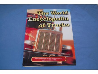 THE WOLD ENCYCLOPEDIA OF TRUCKS ,  PETER J.DAVIES