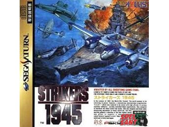 Strikers 1945 (Japansk Version)