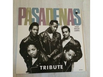 "THE PASADENAS - TRIBUTE. (MVG 12"")"