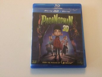 Paranorman - Blu-Ray 3D