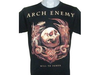 T-SHIRT: ARCH ENEMY  (Size M)