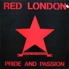 Red London - Pride and passion   EP, punk, skinhead, oi