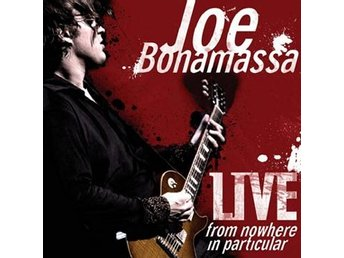 Bonamassa Joe: From nowhere... - Live 2008 (2 CD) Ord Pris 159 kr SALE