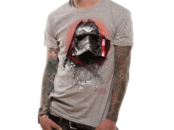 STAR WARS 8 THE LAST JEDI - CAPTAIN PHASMA ART (UNISEX)  T-S - 2Extra Large