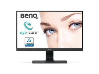 BenQ 23.8'' GW2480, 1920x1080 Frameless IPS 5ms HDMI/DP/VGA, Black