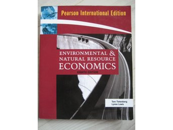 #REA# ENVIRONMENTAL & NATURAL RESOURCE ECONOMICS, 11th ed