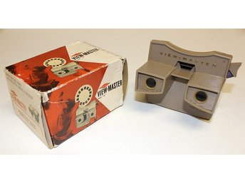 Retro vintage View-Master Sawyers