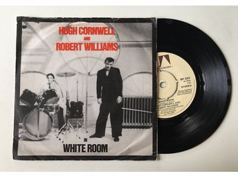 "Hugh Cornwell & Robert Williams ""White Room"" 1979 The Stranglers"