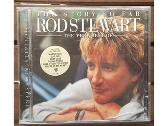 Rod Stewart The Story So Far The Very Best Of Dubbel CD